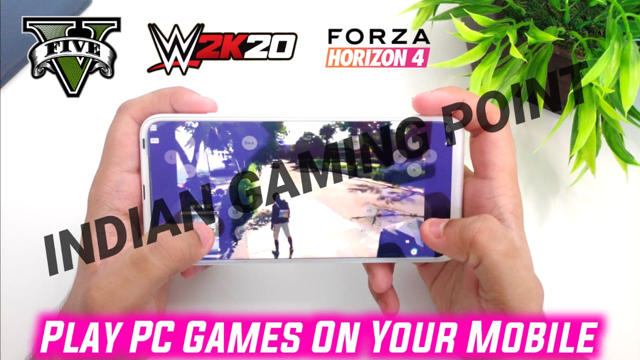 How To Play PC Games On Android Mobile Online    Any Mobile