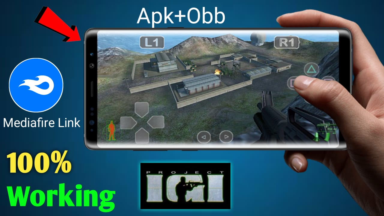 How To Download IGI Game For Android | IGI Mobile