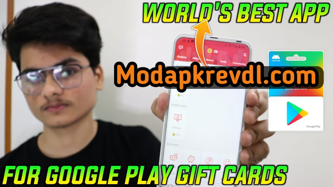 World Best Google Play Gift Cards Earning Method Through Android App