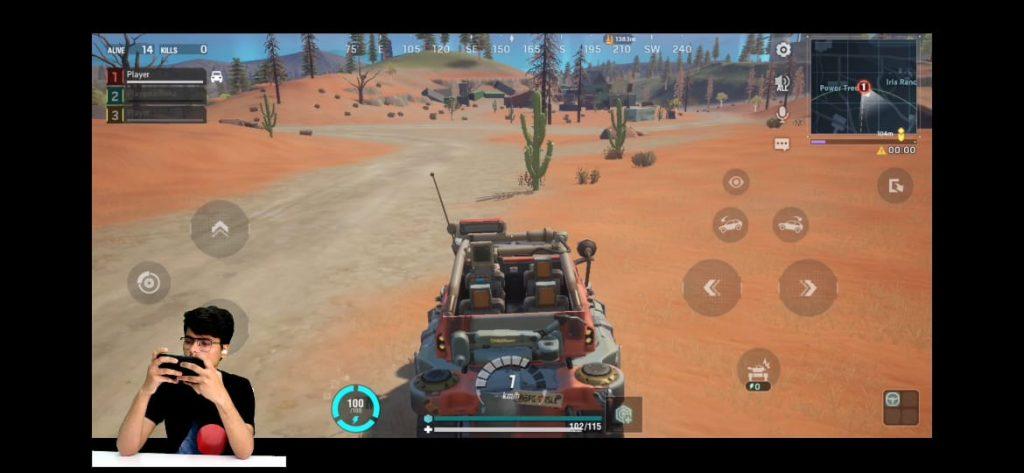 Farlight 2084 game beta version