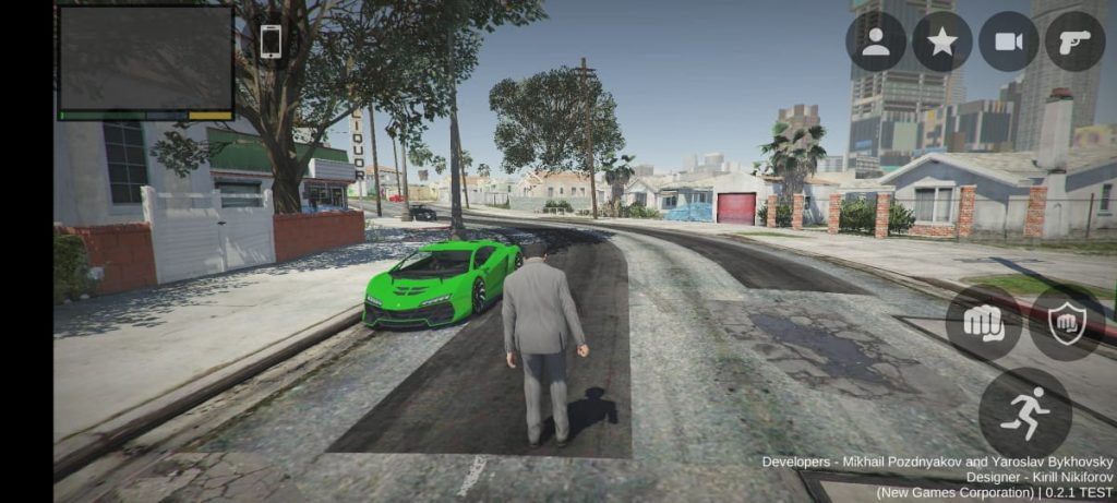 Download GTA 5 fan made game