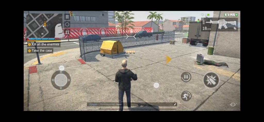Gale like gta 5 for android