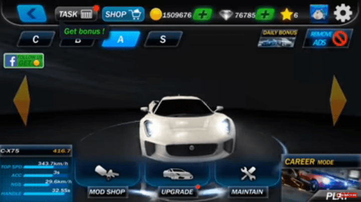 street racing 3d tips and tricks