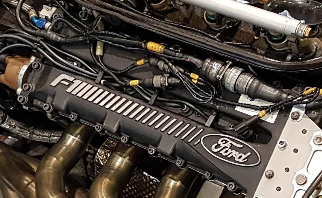 Cosworth HB Engine