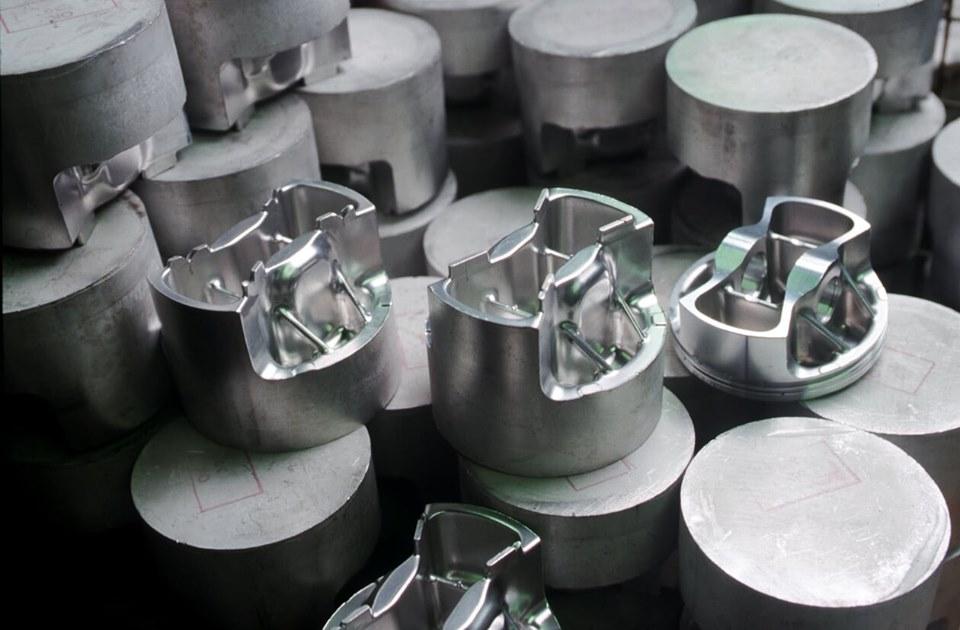 Cosworth Piston Forgings