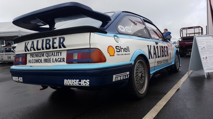 Ford Sierra RS500 Cosworth - ex-Rouse