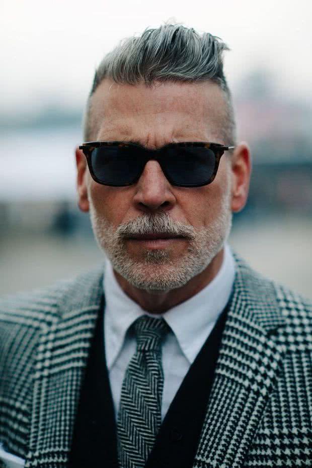 Corte fade com nudreds haircut. Cortes de pelo para hombres 2021 tendencias y 200 fotos