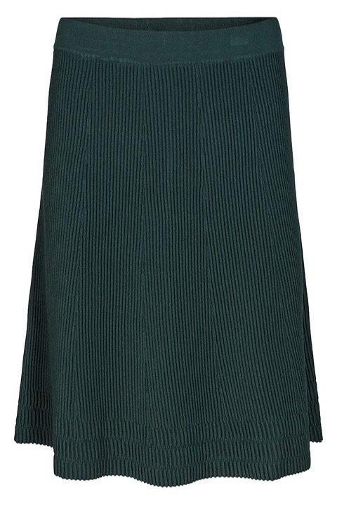 Detalle de la falda daija de Nümph.