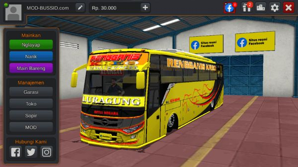 MOD BUSSID Tentrem Max by WSP