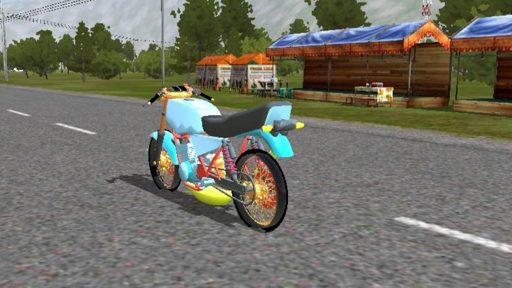 Download MOD BUSSID RX King