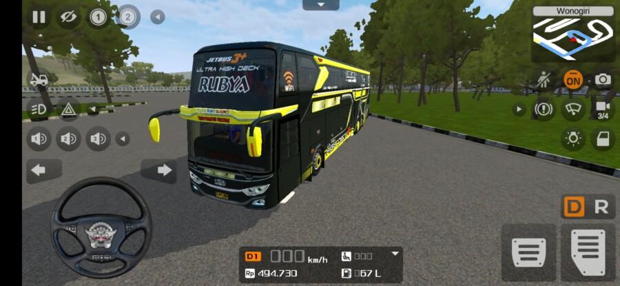 JB3+ UHD Angga Saputro Voyager