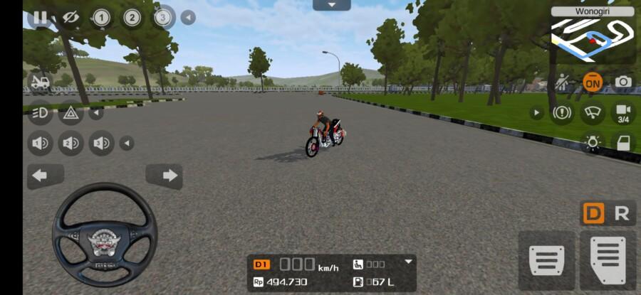 Yamaha Mio Drag Racing 200cc