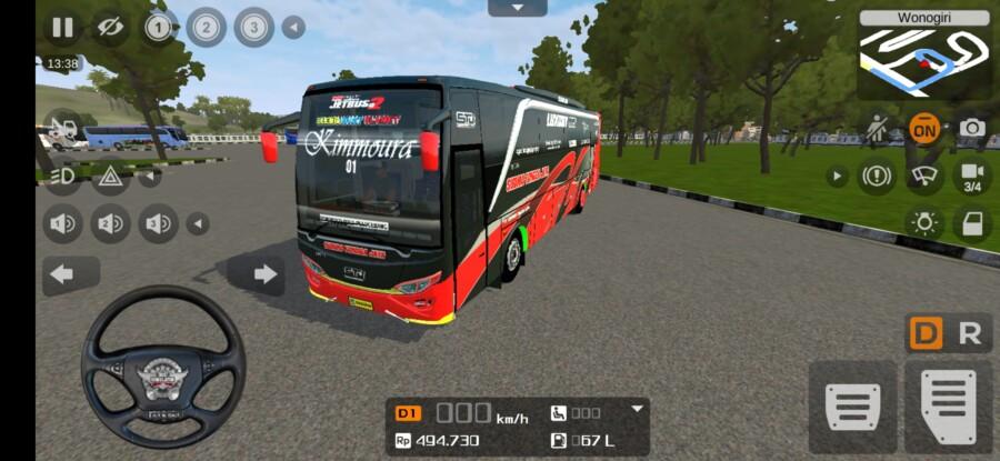 Setra JB2+ HD - Varian 3