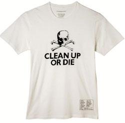 clean up or die