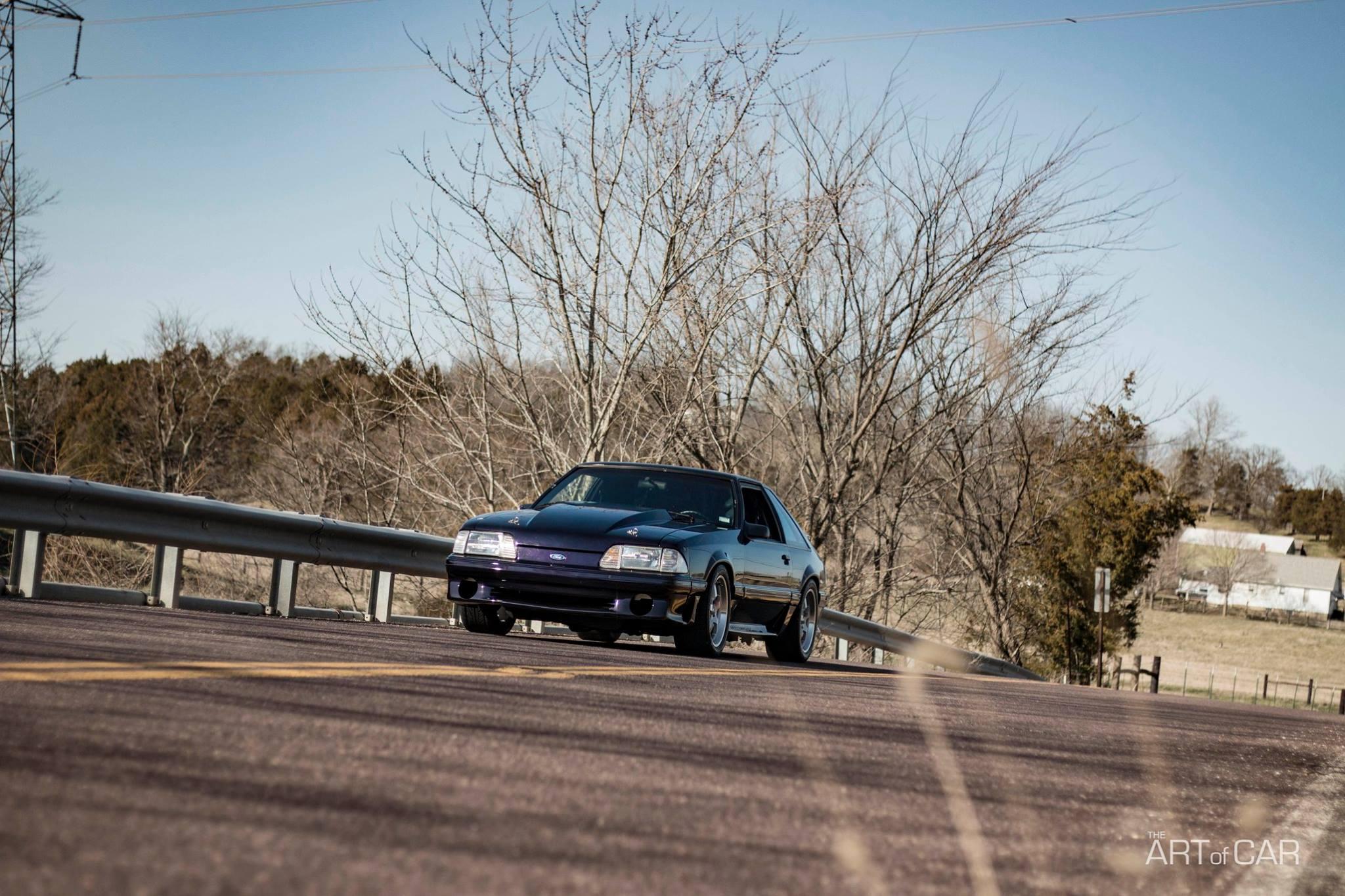 Modded America Fox Body Mustang