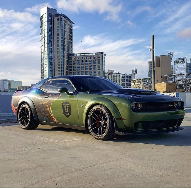 2019 Challenger Hellcat