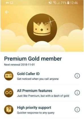 Truecaller Premium/Gold Apk