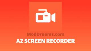 az screen recorder mod apk