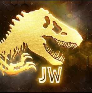 jurassic world mod apk icon
