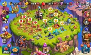 monster legends mod apk screen6