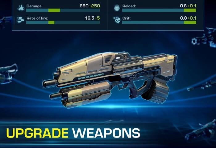 - ดาวน์โหลด Evolution 2: Battle for Utopia (MOD, Unlimited Bullets)