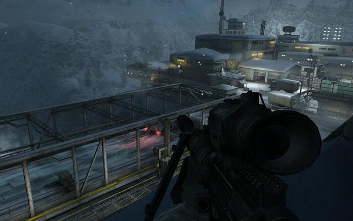 Modern Combat 3 Fallen Nation mod apk