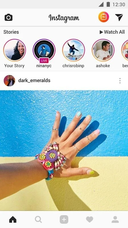 Instagram (MOD, Many Features)
