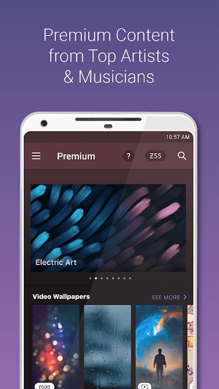 ZEDGE: Ringtones & Wallpapers (MOD, Premium/AD-Free)