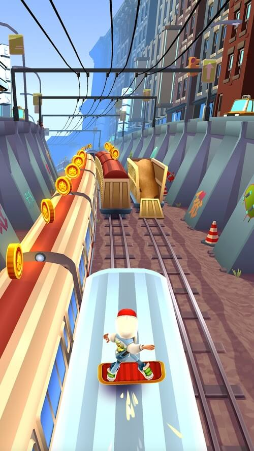Subway Surfers All Unlimited Mod Apk Download
