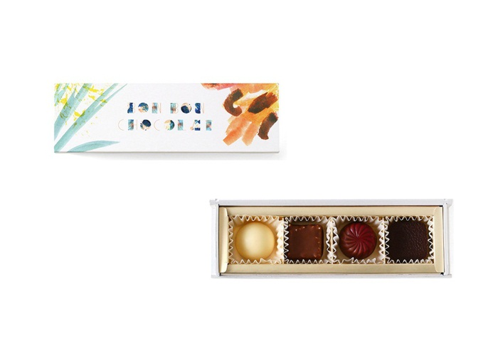 Bon Bon Chocolat 4pieces