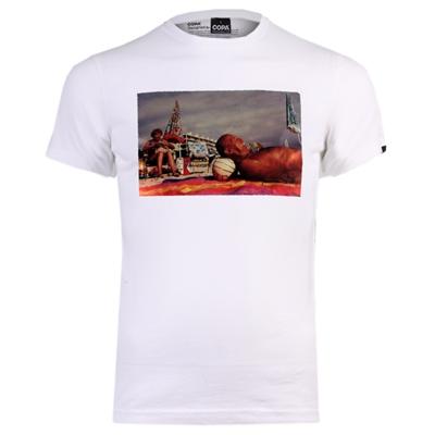 COPA Football - Benidorm T-shirt - White