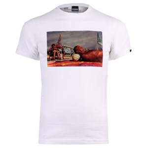 COPA Football - Benidorm T-shirt - White