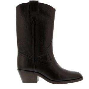 Isabel Marant korte laarzen Danta zwart