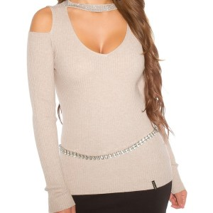 Normal pullover Brown Cosmoda Collection