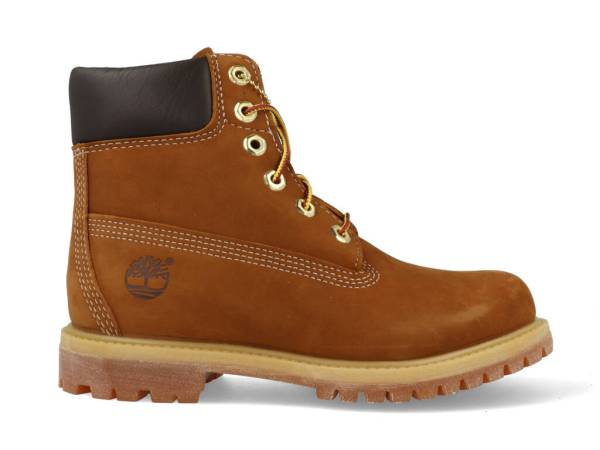 Timberland Dames 6-Inch Premium Boots (36 t/m 41) Rust Bruin 10360-36