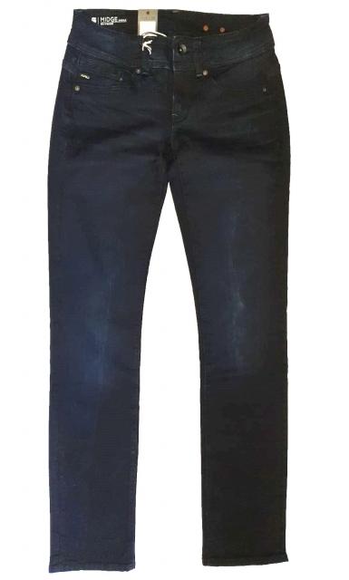 G-star midge saddle mid straight jeans