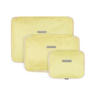 SuitSuit Fabulous Fifties - Packing Cube Set - Mango Cream