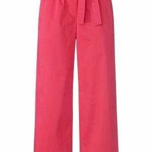 7/8-broek pasvorm Cornelia Van MYBC roze