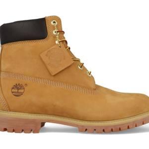 Timberland Heren 6-inch Premium Boots (40 t/m 46) Geel / Honing Bruin 10061-45
