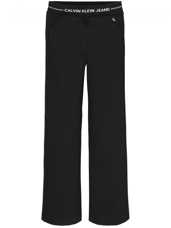 Calvin Klein Jeans Calvin Klein Jeans Broek Intarsia Waistband Punto Pants IG0IG01002