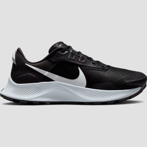 Nike Nike pegasus trail 3 hardloopschoenen zwart/zilver dames dames