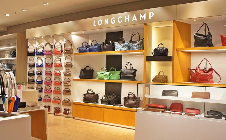 Longchamp Shop Taschen