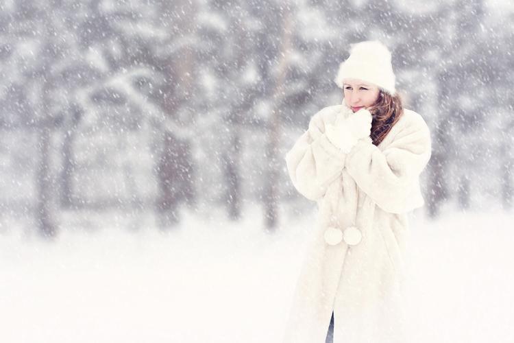 Extra Pflege, bitte! Hautpflege im Winter