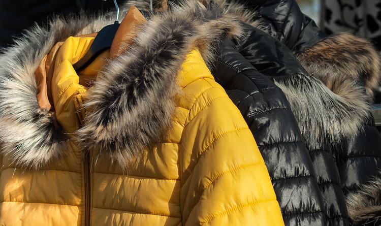 Daunenjacke Puffer Jacket Fell