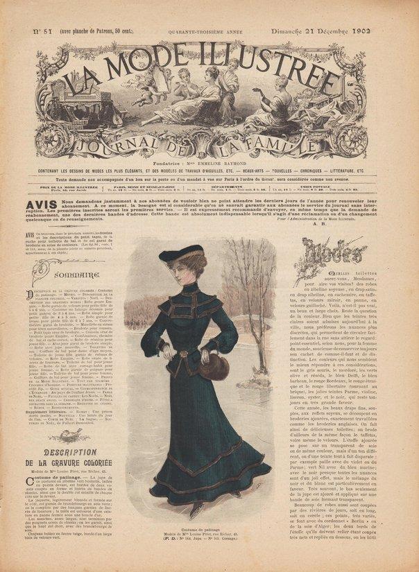revue,patrons,1902