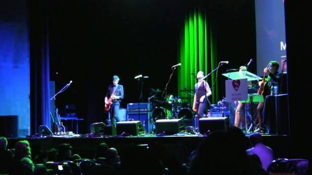 Dave Gahan, Music Cares 2011