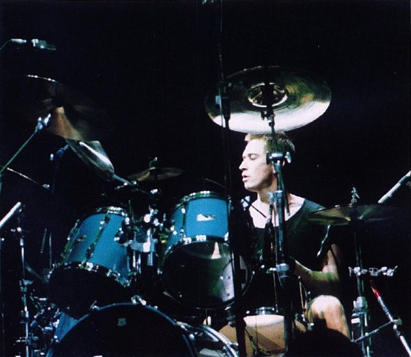 Alan Wilder, Devotional Tour 1993