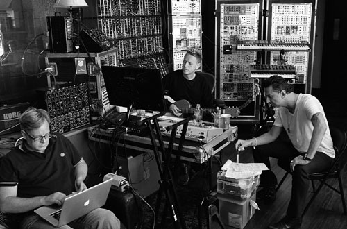 depeche MODE w Studio (2012)