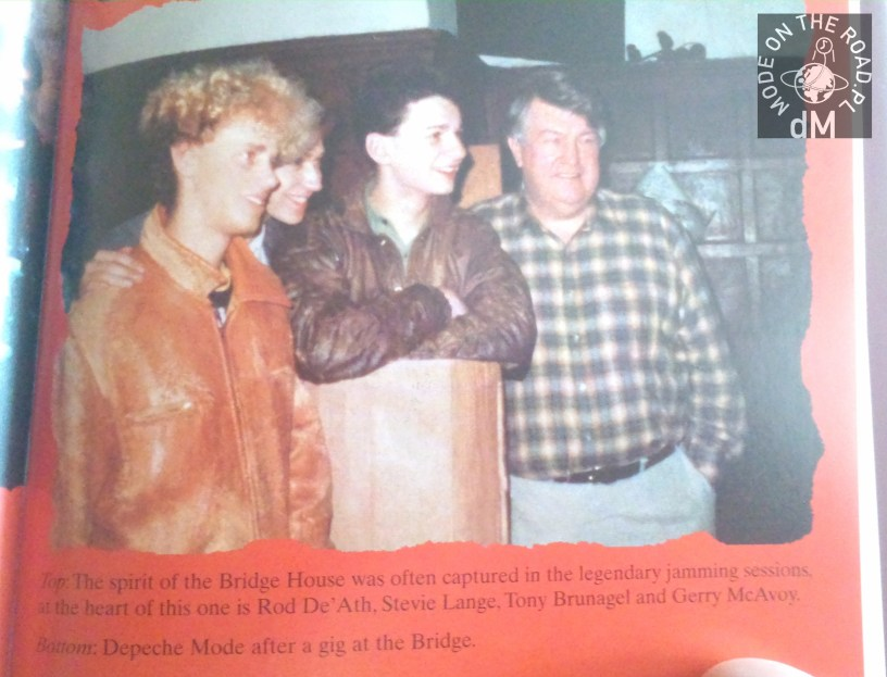 1982: MODEPECHE w Brighouse