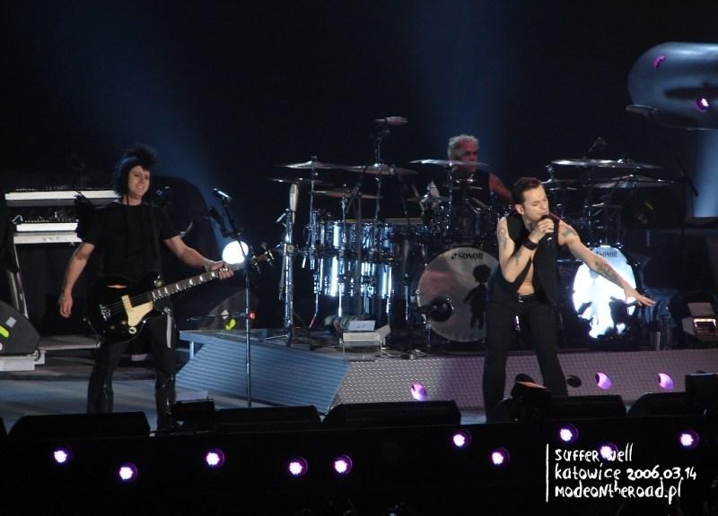 depeche MODE w Katowicach 2006.03.14 (005)